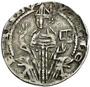 1 Pfennig - Wilbrand von Oldenburg – avers