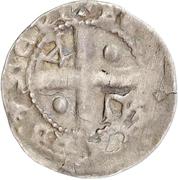 1 Pfennig - Bernhard III. von Oesede – revers