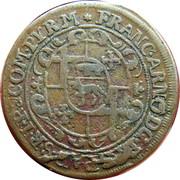 6 pfennig Franz Arnold – avers