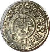 1/24 thaler Ferdinand I. – revers