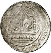 1 Pfennig - Simon I. zur Lippe (Warburg) – revers