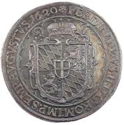 3 thaler Ferdinand de Bavière – revers