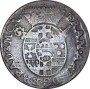 4 pfennig Franz Arnold – avers