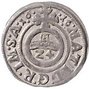 1 Groschen - Theodor von Fürstenberg – revers