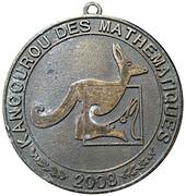 Medal - Abdus Salam School of Mathematical Sciences (Mathematical Kangaroo) – avers