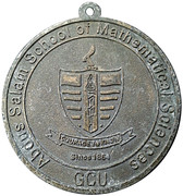 Medal - Abdus Salam School of Mathematical Sciences (Mathematical Kangaroo) – revers