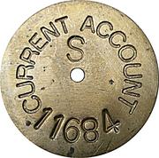 Token - National Bank of Pakistan (Current Account) – revers