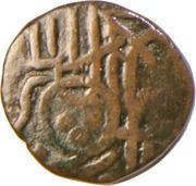 1 Jital - Mahipala Deva (Pala Dynasty) -  revers