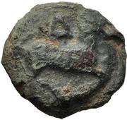 Æ Drachm (Palairos) – avers