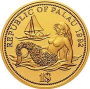 1 Dollar (Year of Marine Life Protection) – avers