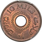 10 Mils – revers