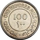 100 Mils – revers