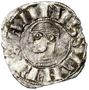 Dinero Alphonse I Pampelune – avers
