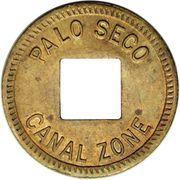 1 cent (Leprosarium de Palo Seco) – avers