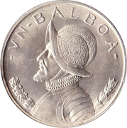 1 balboa – revers