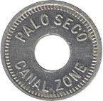 10 cents (Leprosarium de Palo Seco) – avers