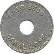 25 cents (Leprosarium de Palo Seco) – avers