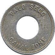 50 cents (Leprosarium de Palo Seco) – avers