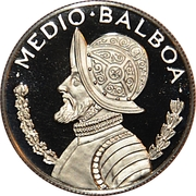 ½ Balboa – revers