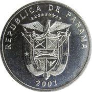 5 centésimos (Sara Sotillo) – avers