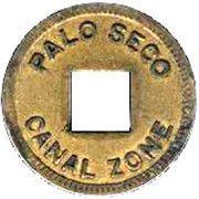 5 cents (Leprosarium de Palo Seco) – avers