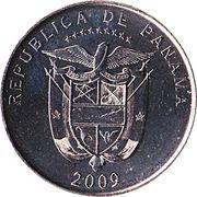 50 centésimos (Banque Nationale) – avers
