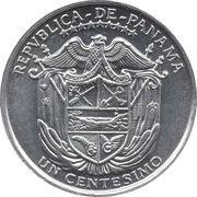 1 centésimo (FAO) – revers