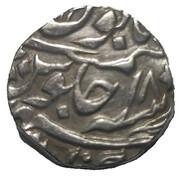1 Rupee - Shah Alam II (Hindupat Singh) – revers