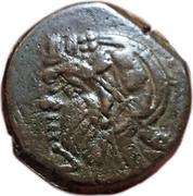 Bronze Æ20 (Pantikapaion) (275 BC - 245 BC) – avers