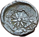 Bronze Æ20 (Pantikapaion) (275 BC - 245 BC) – revers