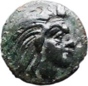 Bronze Æ17 (Pantikapaion) (275 BC - 245 BC) – avers