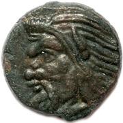 Lepta - Perisad II (Satyr - Bull) – avers