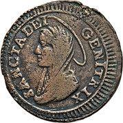 5 Baiocchi - Pius VI – avers