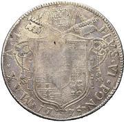 80 bolognini - Pius VI – avers