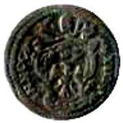 1 Quattrino-Innocent XIII – avers