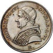30 baiocchi - Gregory XVI – avers