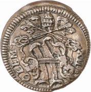 1 quattrino - Clement XII – avers