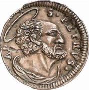 1 quattrino - Clement XII – revers