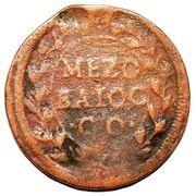 ½ Baiocco - Innocent XII – avers