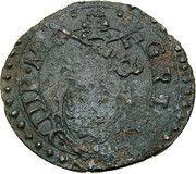 1 Quattrino - Gregorio XIII – avers
