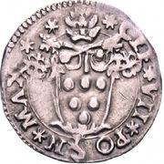 ½ giulio - Clement VII – avers