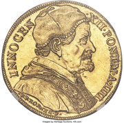 4 Scudi d'Oro - Innocent XII – avers