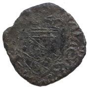 Mezzo Quattrino - Innocent VIII – avers