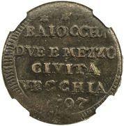 2½ Baiocchi – revers