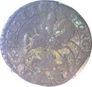 1 quattrino Gregoire XV – revers
