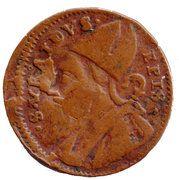 1 Quattrino - Clement XI (Gubbio) – avers