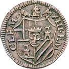 1 quattrino - Clement XIII – avers