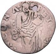 1 giulio - Pius V – revers