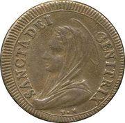 5 baiocchi - Pius VI (Perugia) – avers