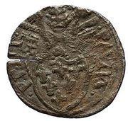 1 Quattrino - Paul III – avers